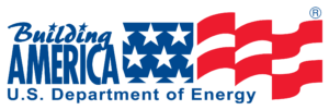 DOE Building America logo