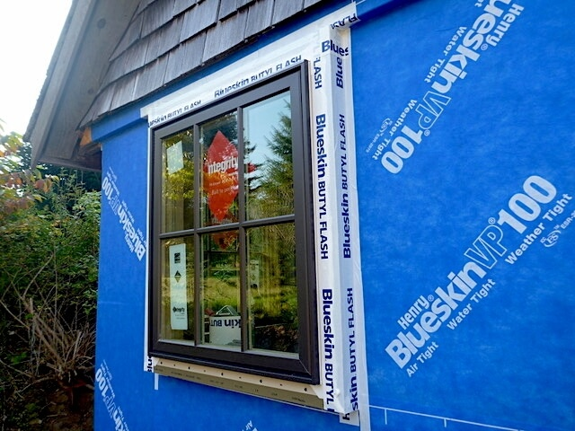 ThermalBuck extends this energy-efficienty Intergrity window out to meet the Roxul