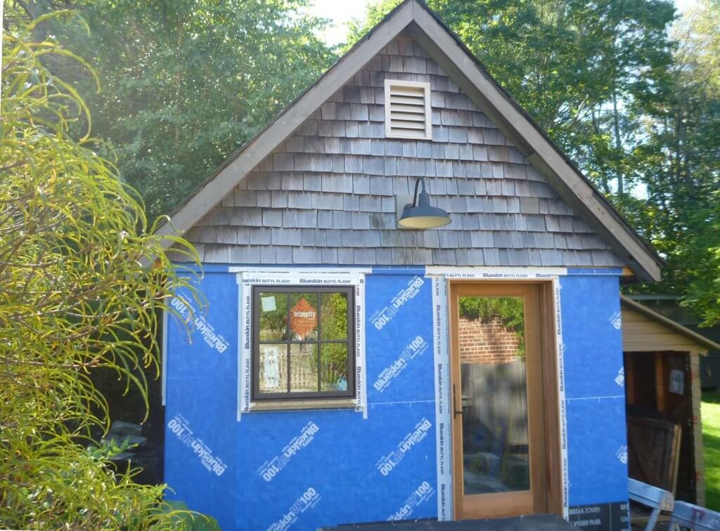 Net Zero Energy Retrofit in Vermont - Ready for Roxul